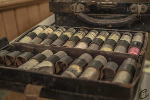 That Ol' Time Medicine by socialtreason