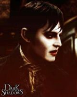 Barnabas Collins by nummie9988