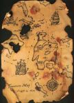 Treasure Map by Naera
