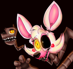 Mangle by PlagueDogs123