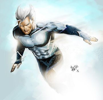 Quicksilver Uplod by ratnou