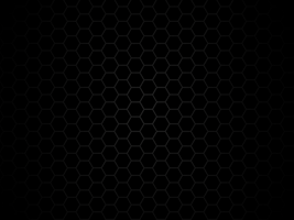 Honeycomb black by LuxieBlack
