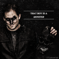 That Boy Is A Monster by LittleRedHatter
