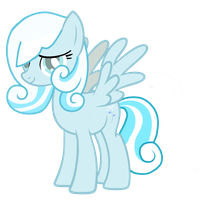 Adult (Mare) Snowdrop by Buildabot25