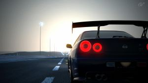 GT5 - Nissan Skyline R34 '02 4 by Kevster823