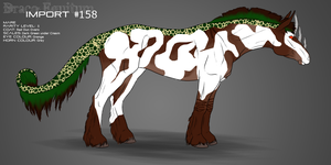#158 Draco Equitum Design by slayingallhumans