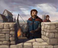 Ser Edmure Tully by Charinger