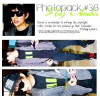 Photopack #38 F(x) Amber by YeahBabyPacksHq