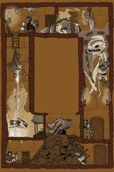 Labyrinths and Lycanthropes by treuer