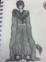 Yet another outfit design for Terasu by MomoHinamori05