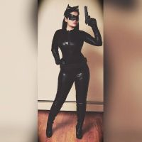 The Dark Knight Rises Selina Kyle (catwoman) by Sara-Croft
