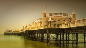 Brighton Pier by AntonioGouveia