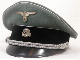 SS General Cap by Meerungeheuer