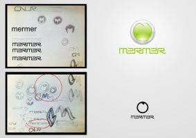 mermer logo by mermer