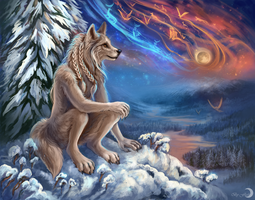 Polar Night by FlashW