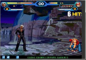 Play The King of Fighters Wing 1.6 Game