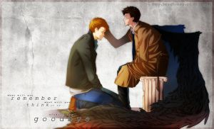 destiel - after i say goodbye by kandismon