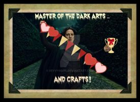 Master of the Dark Arts by sevvysgirl
