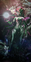 Zyra Jungler League of Legends [V2] by pepzwee