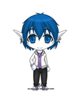 Chibi - OC - Percy by percylove