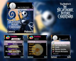 The Nightmare Before Christmas by ivanegg