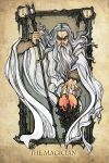 Tarot: the Magician by SceithAilm