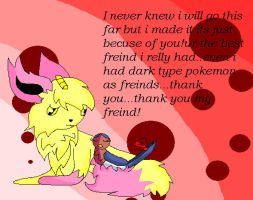 Thank You Freind by pkmnfanforever
