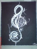 Musical note by Zabboud