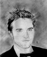 Robert Pattinson by markos14