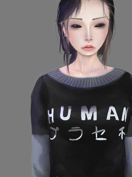 Human by dolphinattack