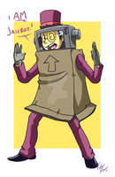 Superjail: I Am Jailbot by forte-girl7