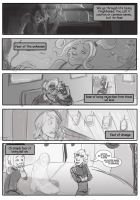 evo contest comic round 3.3 by Prydester