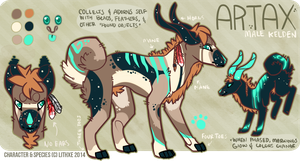 [Kelden] Artax by lithxe