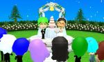 Gigabyte and Betty now married by SyanTheBee