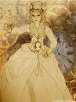 Lady of time by Keira000