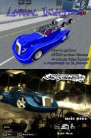 Put cars from NFS3-4 in2 NFSMW by ragingpixels