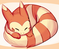 furret roll by Frosti-Kat