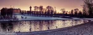 Frederiksberg Palace Panorama 1 by MartinSar