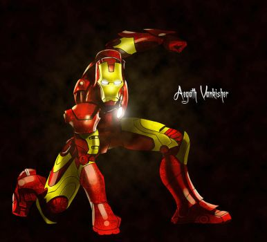Iron Man V02 by Aegath-Vankisher