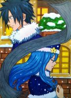 Gray x Juvia: 413 days by dagga19