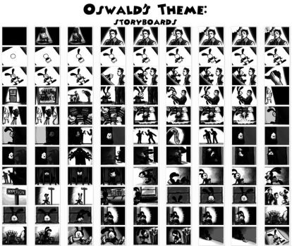 EM: Oswald's Story boards by g0N3Morganna
