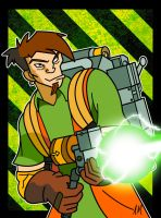 Eduardo (Extreme Ghostbusters) by Amish56