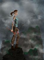 Tomb Raider by Cra-ZShaker