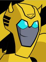 Bumblebee by InvaderZaff