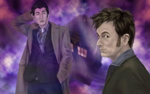 Doctor Who by UmbraNoctis