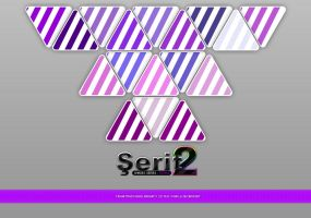 Serit 2 - Shade Series: PURPLE by faiis