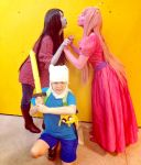 Adventure Time!: NYCC 2013 by Abbysaurus
