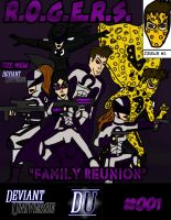 The New DU: R.O.G.E.R.S. Cover by 127thlegion