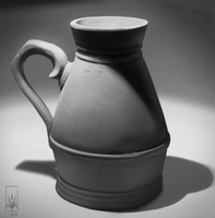 Ctrl Paint - Vase Study by Nicksketch