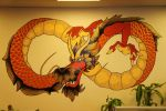 Dragon Graffiti by Lari81